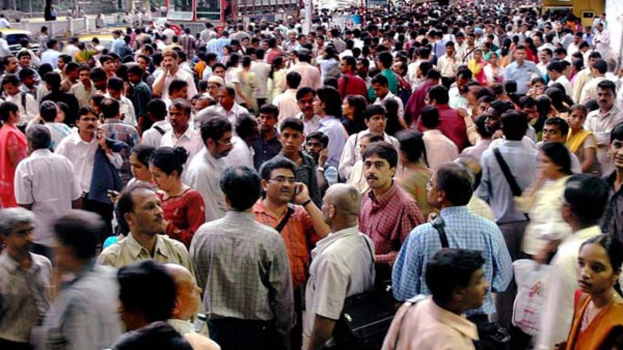 Why India Has No Option Left But To Control Its Population